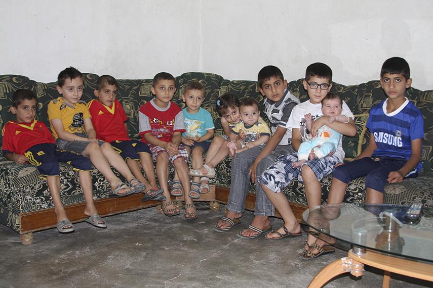 Displaced Berseveh-Zakho - 010